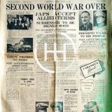 August 16 1945 - World War II Over