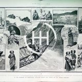 February 29 1908 - Indian Frontier Scene