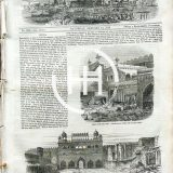 January 16 1858 - Page1 India After Revolt