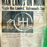 July 21 1969 - Man Lands on Moon