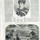 March 20 1858 - Capture of Bhadur Shah Zafar