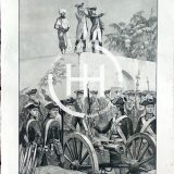 September 23 1893 - Clive on the rooftop Battle of Plassey