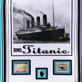 April 14 1912 - Titanic Sank Coal Piece