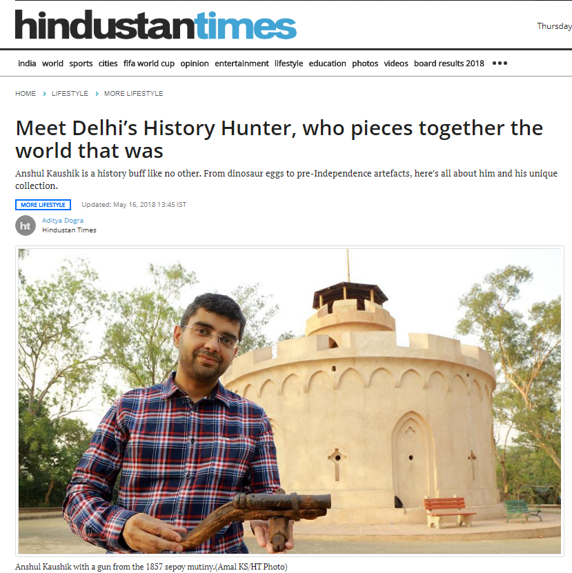 Hindustan Times Feature